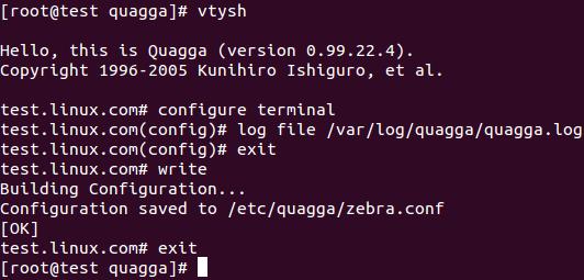 Quagga Routing - Install, Configure and setup BGP